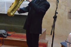 Koncert Chantal Poullain  v Kostele sv. Mikuláše