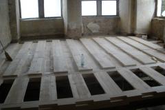 Záklopový strop, rekonstrukce