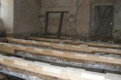 Oprava trámů,2
