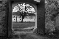 Nová vrata, otevřená