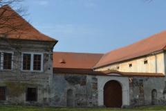 Jak zámek Čečovice vypadá dnes