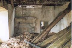 1. místnost východního křídla 2000