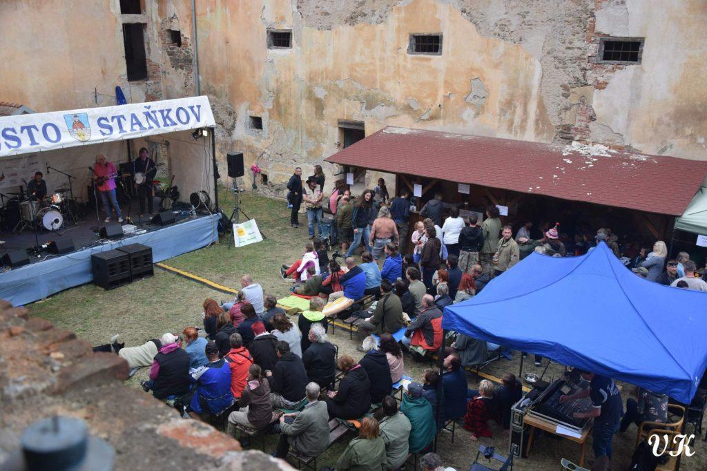 Festival pro zámek Čečovice