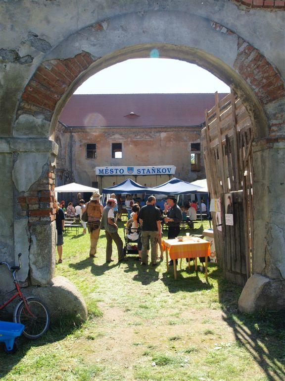 Festival 2011, zámek Čečovice